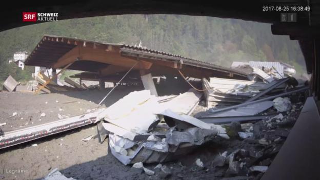 Video «Schweiz aktuell vom 27.09.2017» abspielen