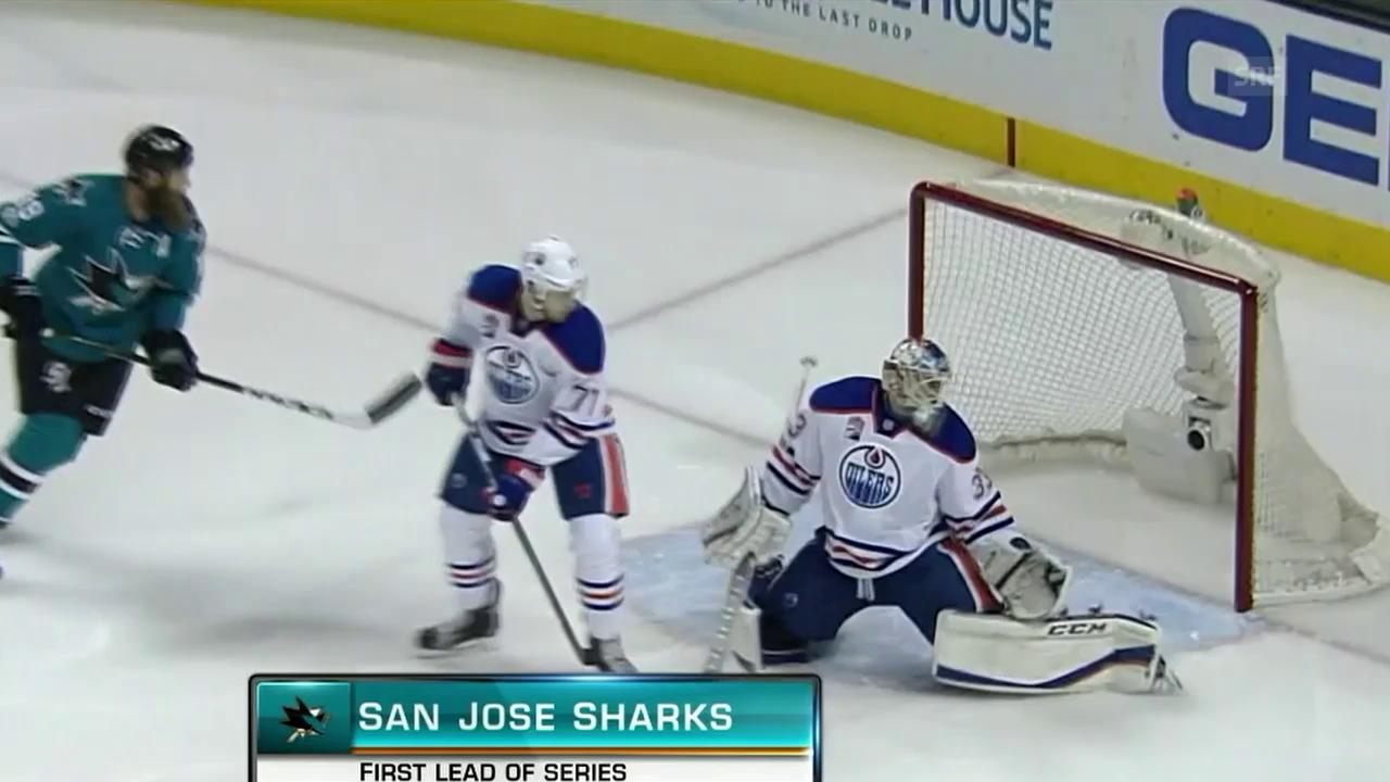 Pavelski trifft nach 15 Sekunden