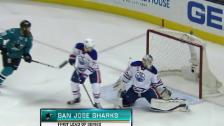 Video «Pavelski trifft nach 15 Sekunden» abspielen
