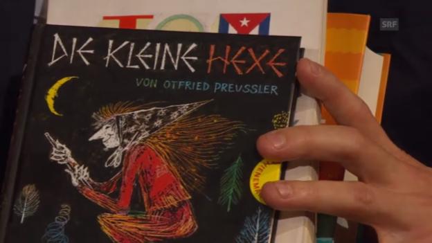 Video «Literaturclub Plus: Politisch korrekte Kinderbücher?» abspielen
