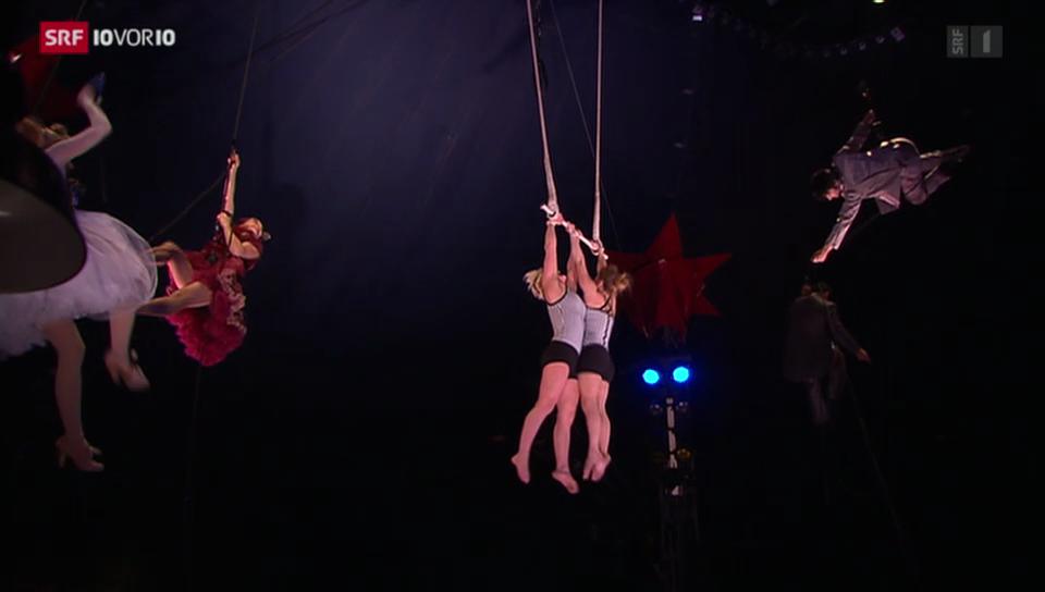 Drei Generationen Zirkus