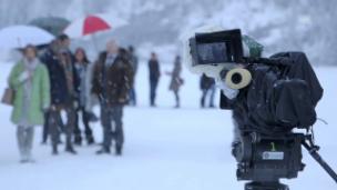 Video «Making of WILDER – Teil 6: Im Winter» abspielen