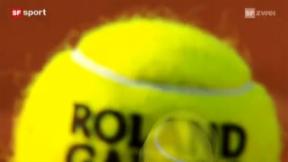 Video ««Tscheggsch de Pögg»: Wie entsteht ein Tennisball? » abspielen