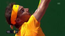 Link öffnet eine Lightbox. Video Die besten Szenen aus Nadal-Thiem (Quelle: SNTV) abspielen