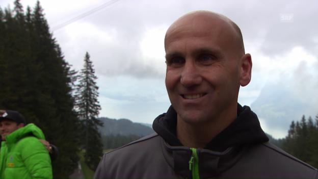 Video «Gladbach-Coach Schubert: «Xhaka ist das Herz der Mannschaft»» abspielen