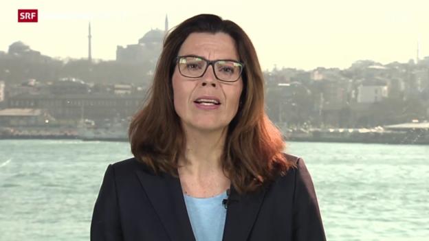 Video «Einschätzungen von SRF-Korrespondentin Bossart» abspielen