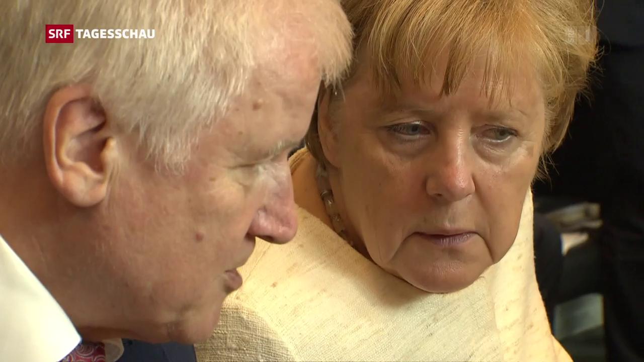 Uneinigkeit in der deutschen Flüchtlingspolitik