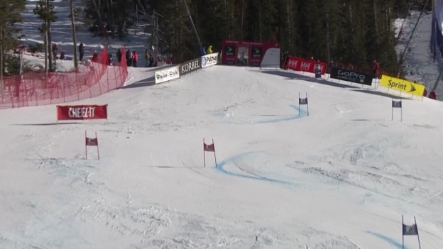 Video «Ski: RS Beaver Creek, 2. Lauf Tumler» abspielen
