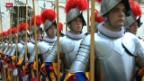 Video «Im Auftrag der Schweizer Garde» abspielen