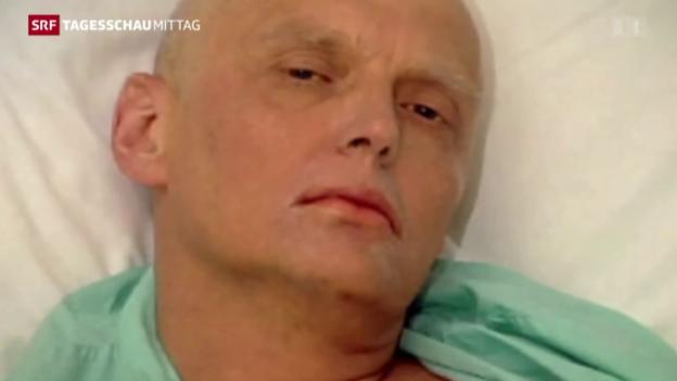 Video «Der Fall Litwinienko» abspielen