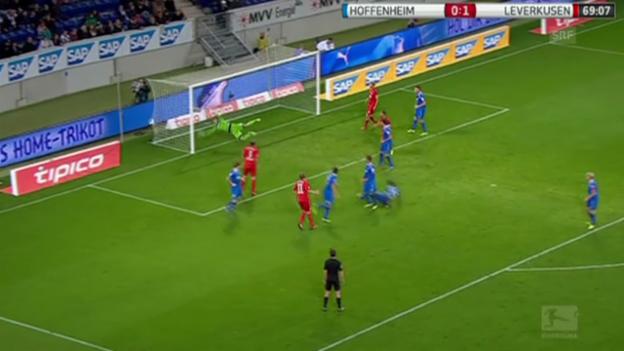 Video «Das Phantomtor von Hoffenheim (SRF)» abspielen