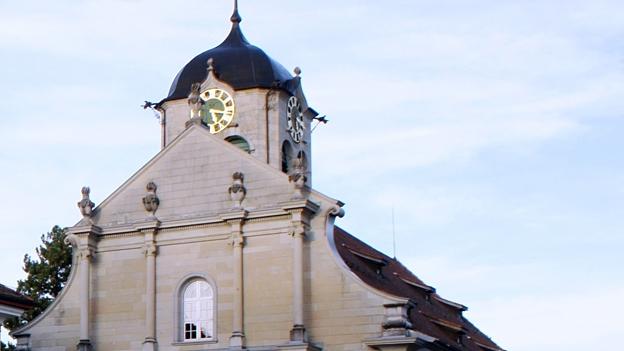 Glockengeläut der reformierten Kirche in Trogen