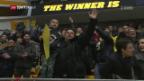 Video «Nächster Derby-Sieg für Lugano» abspielen