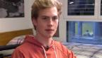Video «Der Superkreative: Alex Spoerndlis spezielle Bewerbung» abspielen