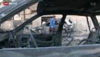 Video «Anschläge überschatten Irak-Wahlen» abspielen