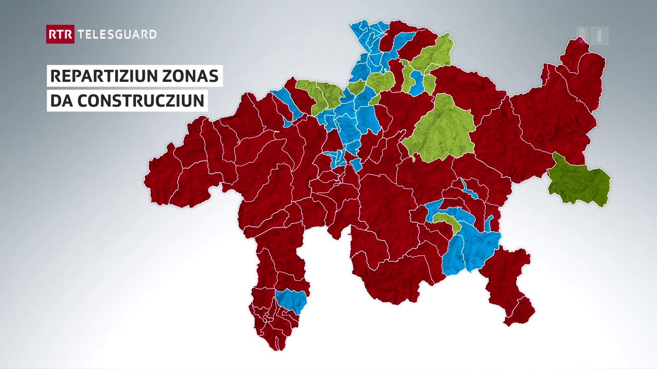 Main zonas da bajegiar: Il nov plan directiv chantunal è sin maisa
