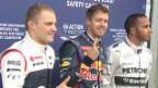 Video «Formel 1: Qualifying zum GP Kanada» abspielen