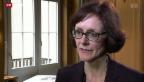 Video «Rühl wird Economiesuisse-Direktorin» abspielen