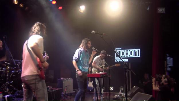 Video «Kapnorth - 8x15. Chollerhalle Zug» abspielen