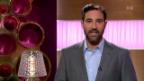 Video «SRF 1 «Glanz & Gloria» singt schweizerdeutsch, liest und spielt Schach» abspielen