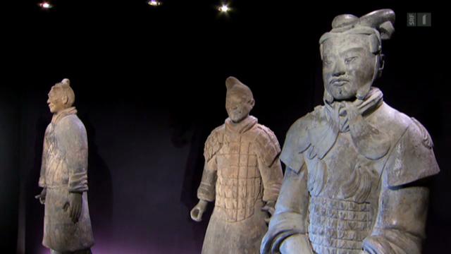 Der erste Kaiser von China und seine Terrakotta-Armee