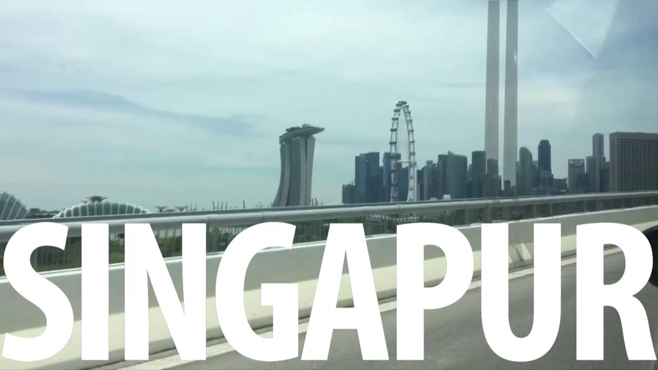 #vlog Singapur