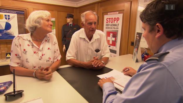 Video «Leben mit Alzheimer (6) - Mit Pannen und Risiken leben lernen» abspielen
