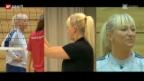Video «Swetlana Ilic - Wundertrainerin von Volero Zürich (Beitrag «sportlounge» vom 21.02.2011)» abspielen