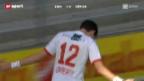 Video «Fussball: Sion - Zürich» abspielen