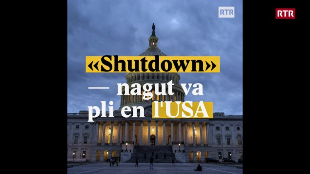 "Laschar ir video «""Shutdown"" - nagut va pli en l'USA»"