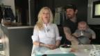 Video «Simone Bargetze: Von Hollywood an den Zürichsee» abspielen