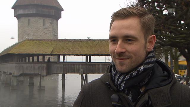 Marco Kunz über seine Ähnlichkeit mit Ryan Gosling