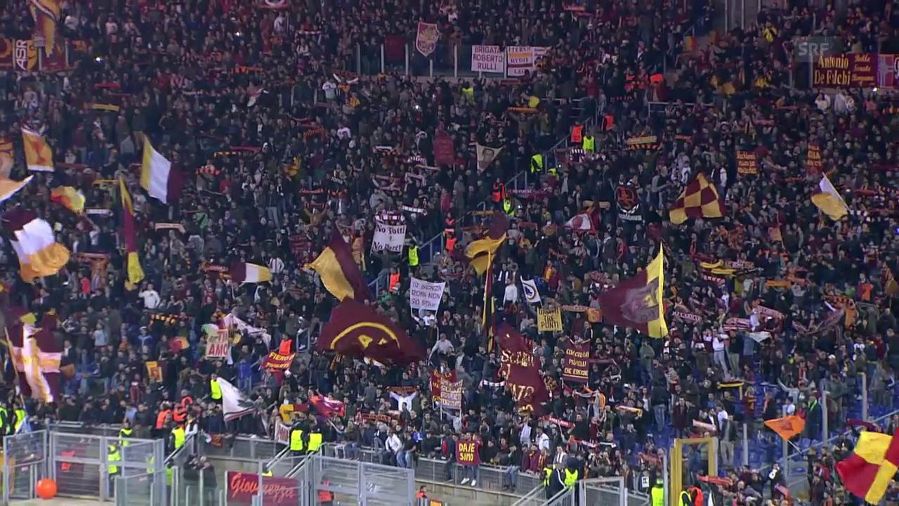 Roma schlägt Chelsea und übernimmt Tabellenspitze