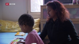 Video «Weniger Asylanträge von Flüchtlingen aus Eritrea» abspielen