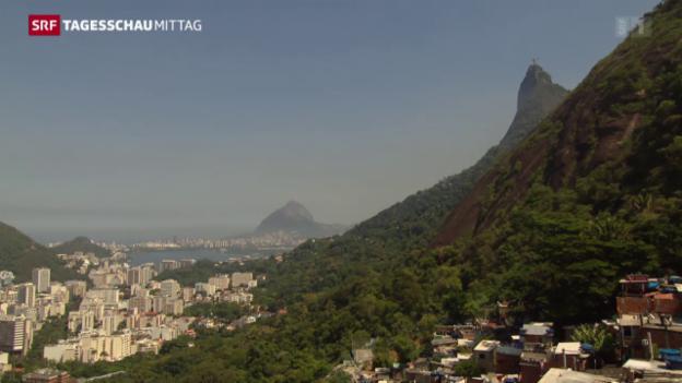 Video «Brasiliens Wirtschaft wird von S&P herabgesetzt» abspielen