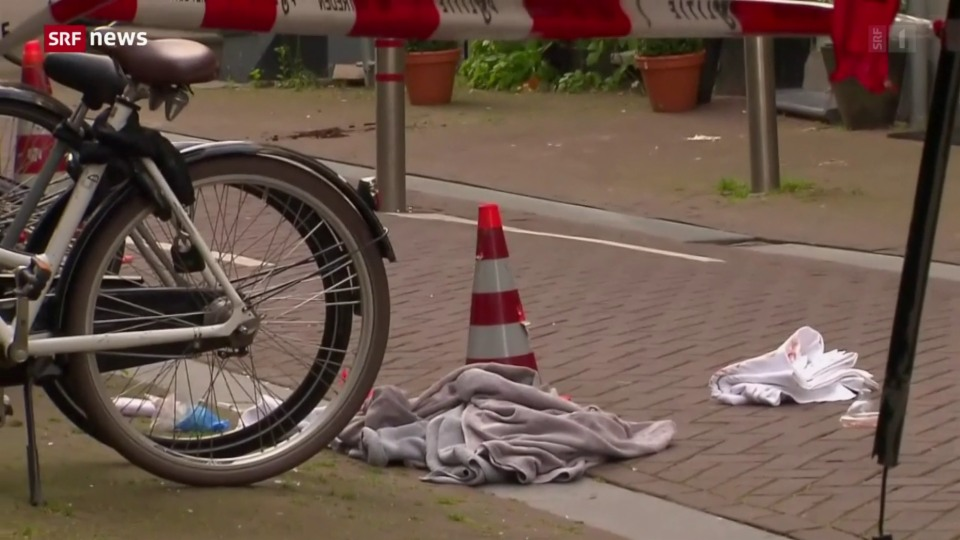 Archiv: Anschlag auf Peter de Vries schockiert die Niederlande