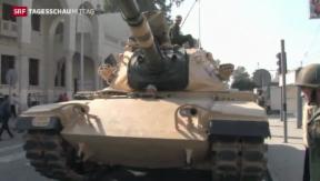 Video «USA kürzt Militärhilfe» abspielen
