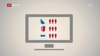 Video «Wenn Künstliche Intelligenz Flüchtlinge verteilt» abspielen