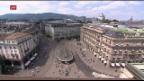 Video «Die Schweiz bunkert ausländisches Geld zu Hauf» abspielen