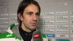 Video «Fussball: SL, Interview mit Marco Mathys» abspielen