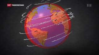 Video «Auftakt zur Weltklimakonferenz» abspielen