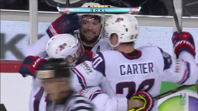 Eishockey-WM: Viertelfinal Russland - USA