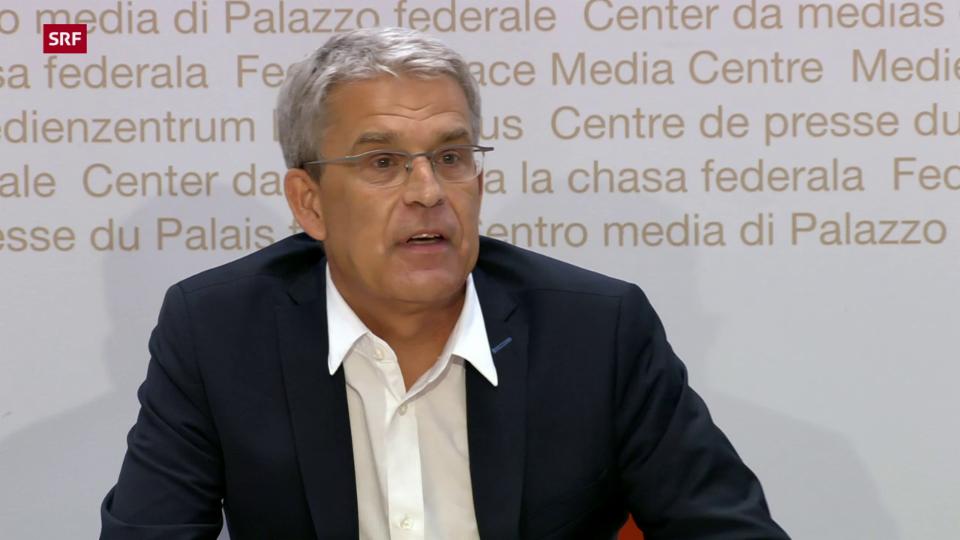 Christoph Berger: «Ina terza vaccinaziun na vegn betg cussegliada»