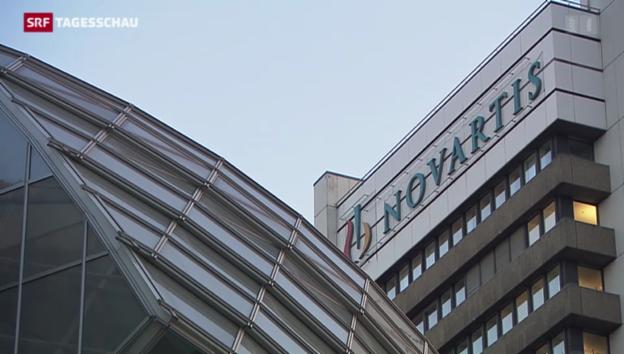 Video «Neue Vorwürfe gegen Novartis» abspielen