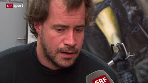 Video «Das Comeback von Peter Guggisberg» abspielen