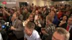 Video «Wahl in Niedersachsen: Rot-Grün kommt mit hauchdünnem Vorsprung an die Macht» abspielen