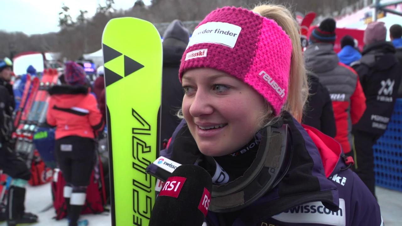 Simone Wild im Interview