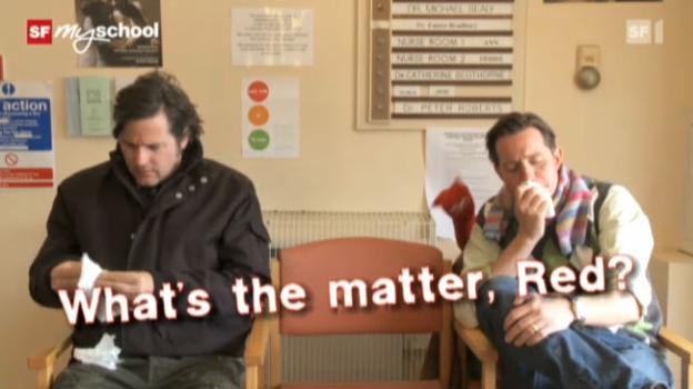 Video «David and Red (10/12)» abspielen