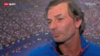 Video «Australian Open: Analyse von Heinz Günthardt» abspielen