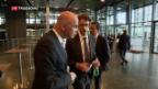 Video «Zeichen zwischen der Schweiz und der EU auf Annäherung» abspielen